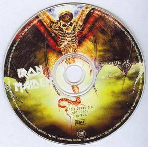 Iron Maiden: Live At Donington (2-CD) - Bild 3