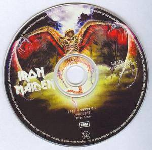 Iron Maiden: Live At Donington (2-CD) - Bild 4