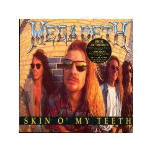 Megadeth: Skin O' My Teeth - Cover