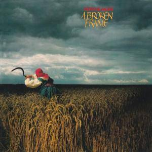 Depeche Mode: Broken Frame, A - Cover