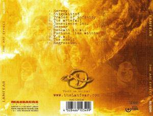 Lanfear: The Art Effect (CD) - Bild 2