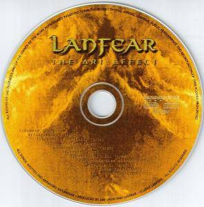 Lanfear: The Art Effect (CD) - Bild 3