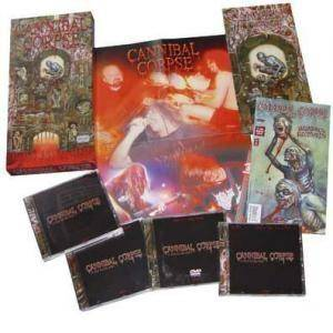 Cannibal Corpse: 15 Year Killing Spree (3-CD + DVD) - Bild 2