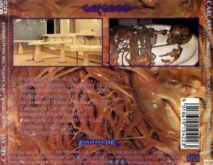 Carcass: Necroticism - Descanting The Insalubrious (CD) - Bild 3