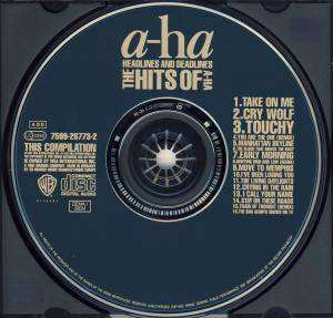 a-ha: Headlines And Deadlines - The Hits Of A-Ha (CD) - Bild 3