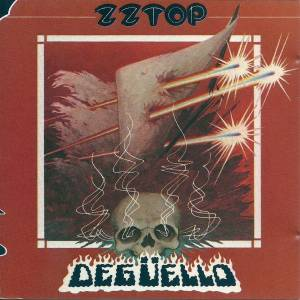 Cover - ZZ Top: Degüello