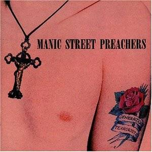 Manic Street Preachers: Generation Terrorists - Cover