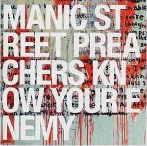 Cover - Manic Street Preachers: Know Your Enemy