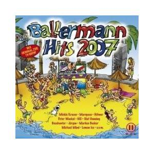 Cover - Yvie: Ballermann Hits 2007