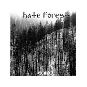 Hate Forest: Sorrow - Cover
