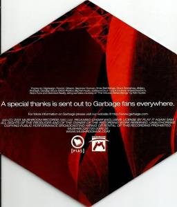 Garbage: Beautiful Garbage (CD) - Bild 6