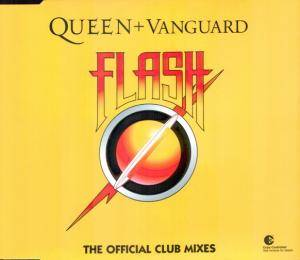 Queen + Vanguard: Flash - Cover