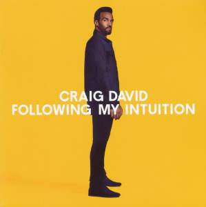 Cover - Craig David: Following My Intuition