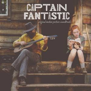 Cover - Yo-Yo Ma: Captain Fantastic - Original Motion Picture Soundtrack
