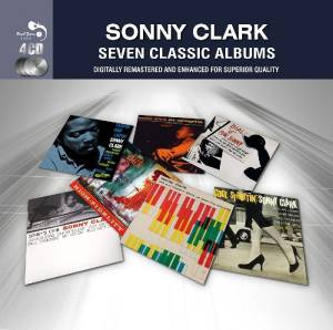 Cover - Sonny Clark: Seven Classic Albums