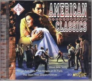 Cover - Jerry Goldsmith: American Classics