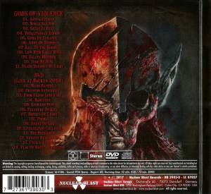 Kreator: Gods Of Violence (CD + DVD) - Bild 2
