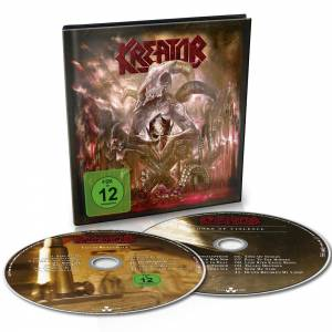 Kreator: Gods Of Violence (CD + DVD) - Bild 6