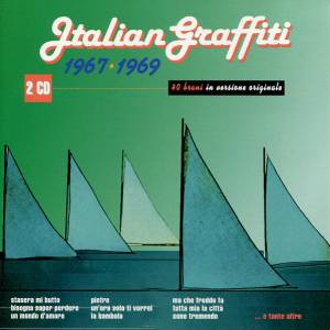 Italian Graffiti 1967·1969 - Cover