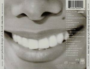 Janet Jackson: Design Of A Decade 1986-1996 (CD) - Bild 3