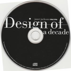 Janet Jackson: Design Of A Decade 1986-1996 (CD) - Bild 7