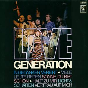 Cover - Love Generation: Love Generation