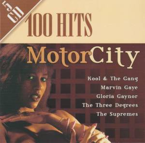 Cover - Marv Johnson: 100 Hits Motorcity