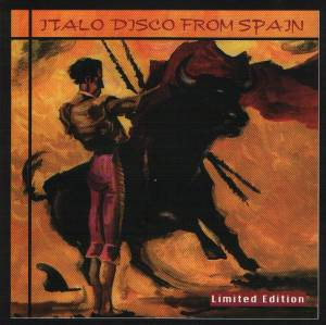 Italo Disco From Spain - Cover