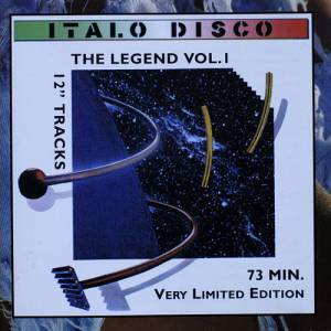 Cover - Time: Italo Disco The Legend Vol. 1