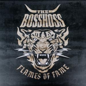 BossHoss, The: Flames Of Fame - Cover