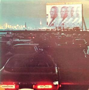 Cover - Freddie Robinson: At The Drive-In