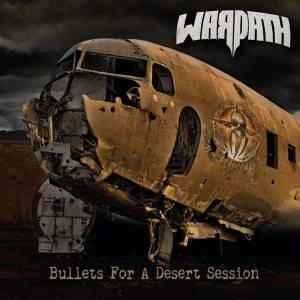 Cover - Warpath: Bullets For A Desert Session