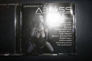 Abyss Sampler Vol I - Cover