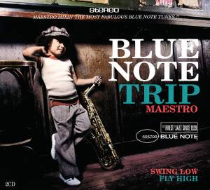 Cover - Digable Planets: Blue Note Trip - Swing Low / Fly High