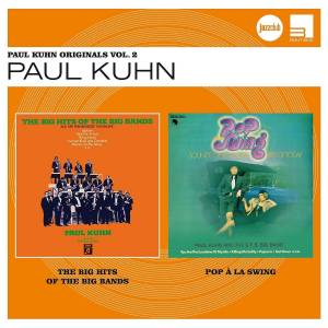 Paul Kuhn: Paul Kuhn Originals Vol. 2 - Cover