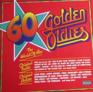 Cover - Applejacks, The: 60 Golden Oldies