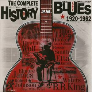 Cover - Bo Carter: Complete History Of The Blues 1920-1962, The