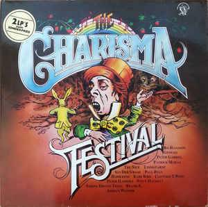 Cover - Clifford T. Ward: Charisma Festival, The