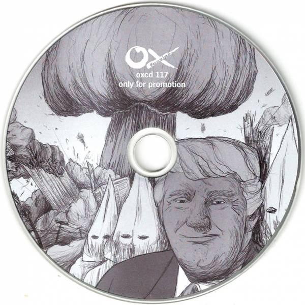 Ox-Compilation #130 - CD, 2017, Heftbeilage, Cardsleeve