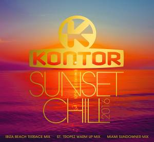 Cover - COMA: Kontor Sunset Chill 2016