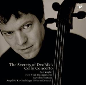 Cover - Stephen Foster: Secrets Of Dvoráks Cello Concerto, The