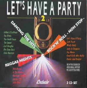 Cover - Ska Boys: Let's Have A Party 2 - Reggae Nights