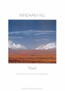 Cover - Mark Isham: Tibet