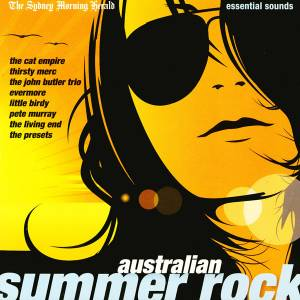 Cover - Pete Murray: Essential Sounds - Australian Summer Rock
