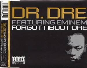 Eminem & Dr. Dre: Forgot About Dre (Single-CD) - Bild 1