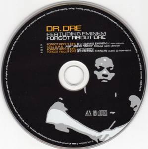 Eminem & Dr. Dre: Forgot About Dre (Single-CD) - Bild 3