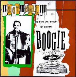Cover - Roy Hall: Diggin' The Boogie