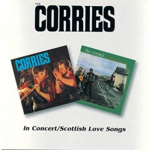 Cover - Corries, The: In Concert / Scottish Love Songs