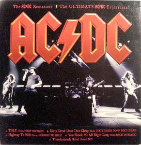Cover - AC/DC: AC/DC Remasters - The Ultimate AC/DC Experience, The