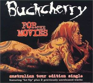 Cover - Buckcherry: For The Movies